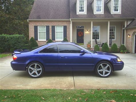 2003 Acura Cl by Patsacuracl 2003 Acura Cl Specs Photos Modification Info