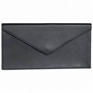 Royce leatherr legal document envelope black 197412 for Legal document envelopes