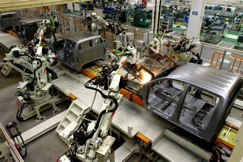 thailands rising automotive industry
