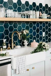 25 best backsplash tile ideas on pinterest grey With kitchen cabinets lowes with difference between decal and sticker
