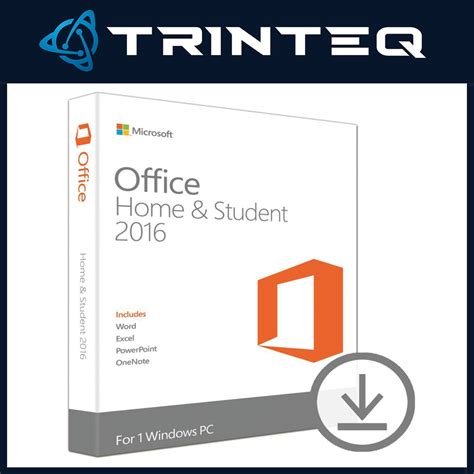 Office Home Student 2016 For Pc by Microsoft Office 2016 Home And Student Edition Pc