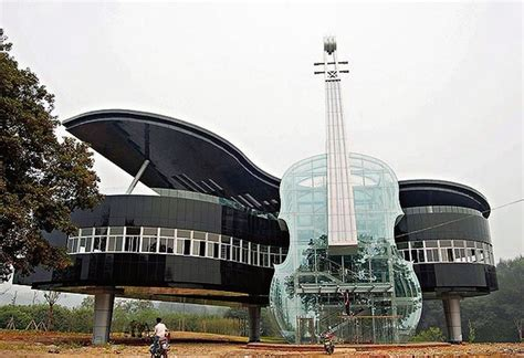 The Strangest Most Unique Buildings From Around