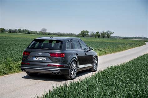 Audi Sq7 Tdi 2016 by 2017 Audi Sq7 Tdi Review Gtspirit