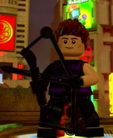 Hawkeye | Lego Marvel Superheroes 2 Wiki | FANDOM powered ...