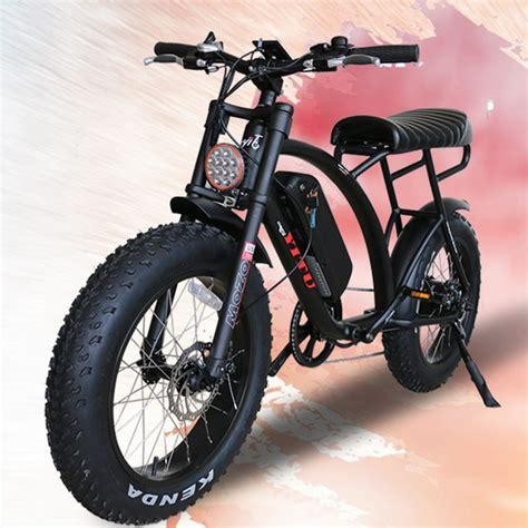 E Bike Electric Motor by 48v 500w Single Rear Drive Hub Motor Tire Electric Bicycle