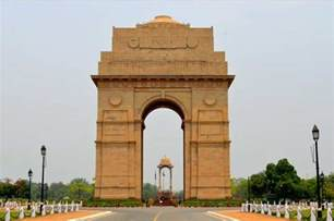colonial architecture india gate delhi history architecture visit timing