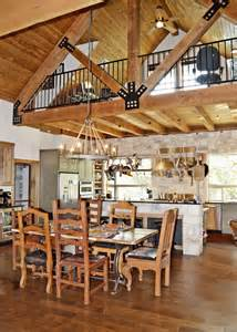 small open kitchen floor plans luxury farmhouse barndominium rostrata builders