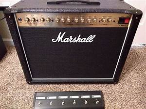 Marshall Dsl40cr 1x12 U0026quot  40 Watt Tube Guitar Combo W