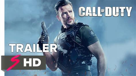 call  duty  teaser trailer concept chris evans hd