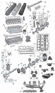 Yj Wrangler 4 0l 6 Cylinder Engine Parts
