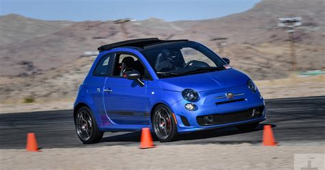 Fiat Car : 2019 Fiat 500 Abarth First Drive Review