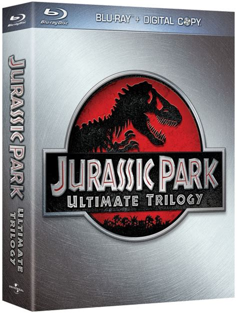 Everything you need to compare credit cards is right here on mozo. Blu-ray Deal: Buy 'Jurassic Park Ultimate Trilogy', Get ...