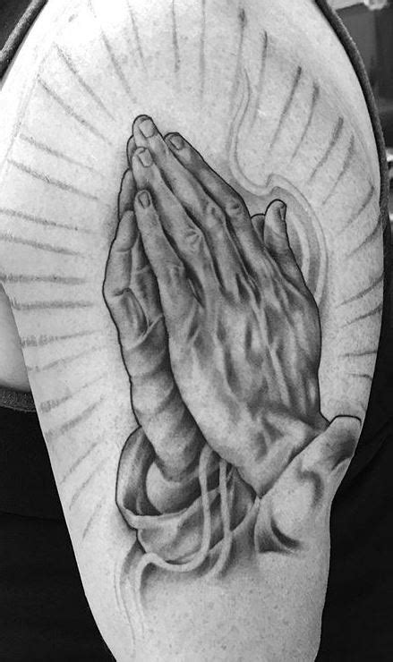 100 Amazing Praying Hands Tattoos Ideas & Meanings – Ultimate Collection - Tattoo Me Now