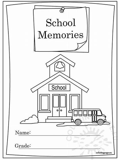 Coloring Memory End Stage Pages Printable Memories
