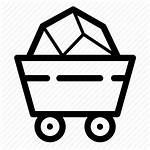 Mining Icon Data Icons Selection Miner Cart