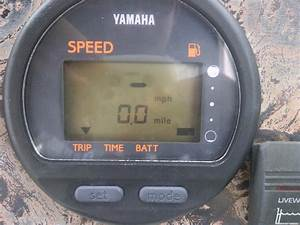 Yamaha Speed Gauge - The Hull Truth