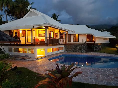 villa te tavake by tahiti homes punaauia french polynesia booking com
