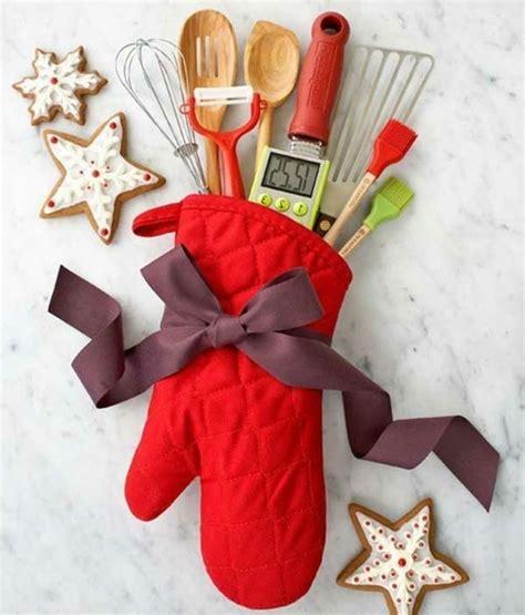 cadeau noel cuisine cadeau de noël à faire soi même une sélection des