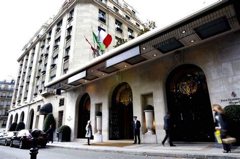hotel georges v prix chambre les palaces et 5 étoiles parisiens image 10 sur 13