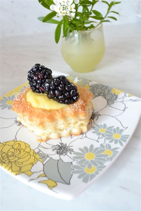 dessert recipe custard fruit puff pastry shells design by occasion