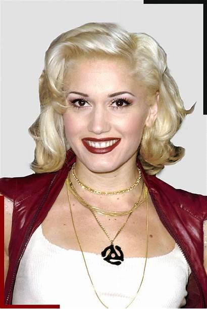 Gwen Stefani Blond Platinum Blonde Age Inside