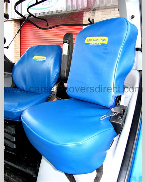 holland tailored seat covers  logos