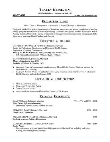 bsn resume exle best sle resume