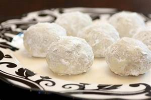 recipe snobs mexican wedding cookies With italian wedding cookies tradition