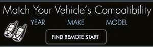 Add On Remote Start For Ford Factory Keyless Entry