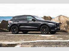 2016 Jaguar FPACE S 35t review first impressions POV