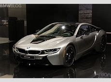 The facelift BMW i8 Coupe gets a price increase