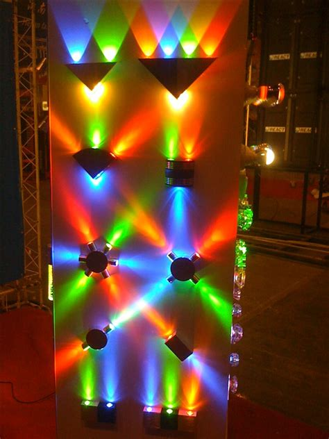 led wall light colorful decorative wall light 110v
