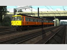 Train Simulator BR Class 303 EMU AddOn FAILMID