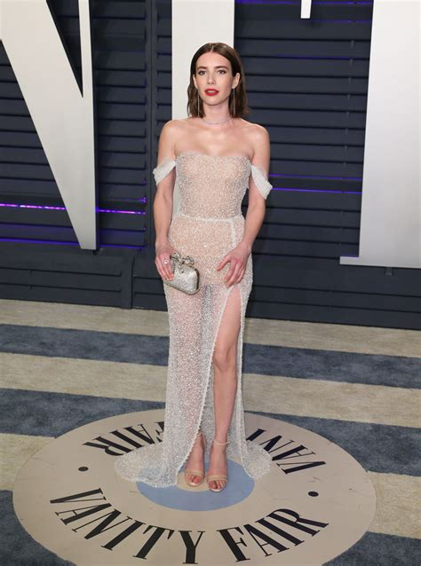 24 Stars Who Wore Very Naked Dresses to the Oscars After ...