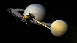 Alien Life on Saturn's Moon Titan May Be Nothing Like We ...
