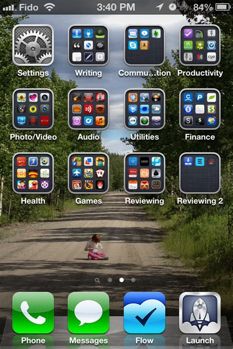 to organize iphone apps how to organize your apps and folders on your iphone to