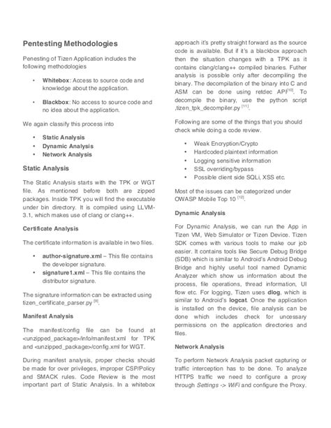 hacking tizen the os of everything whitepaper