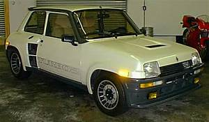 Renault 5 Turbo 2 A Restaurer : sports mecaniques ~ Gottalentnigeria.com Avis de Voitures