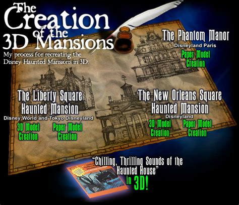 Haunted Dimensions-3D Mansion Creation