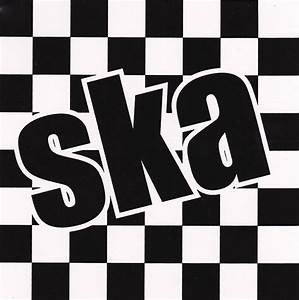 SKA STICKER - Sourpuss Clothing