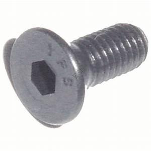 Screw - Hex - Flat Cap  2 Inch Aj4cb