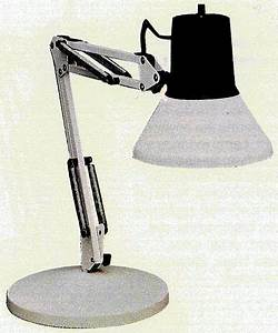 lighting With tensor magnifier floor lamp