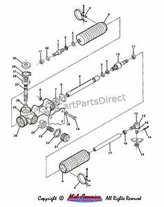 Rack And Pinion Assy