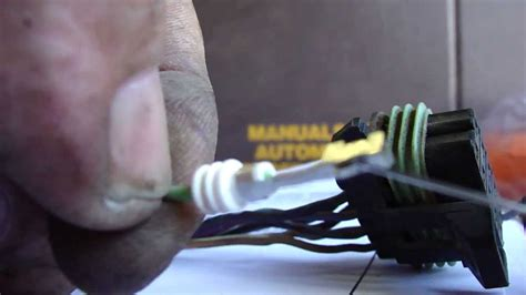 electrical wiring electrical technology how to remove terminals from automotive electrical
