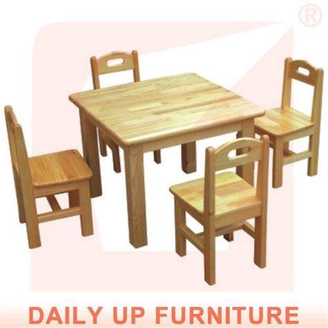 4 seats preschool desk 60 60cm solid wood desk 884 | 4 Seats Preschool Desk 60 60cm Solid Wood Kids Desk Nursery Kindergarten 4 Person Children Play
