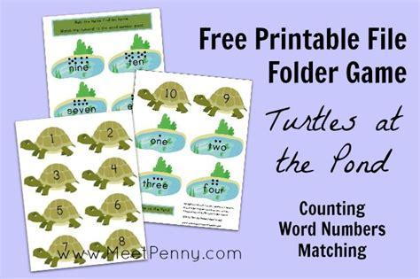 turtles at the pond file folder growing up free 151 | b5052299caf05f6289ea5c7150199693