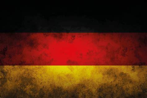 blechschild laender fahne deutschland national flagge
