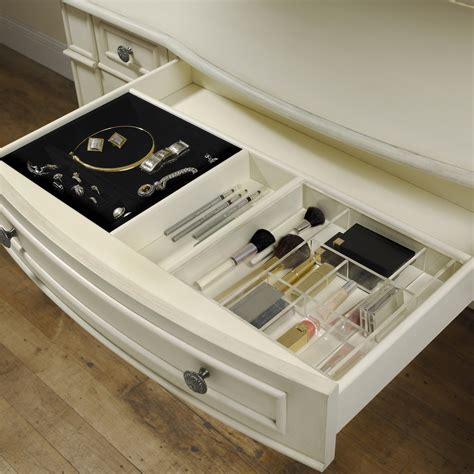 cool jewelry drawer organizer  bathroom eclectic
