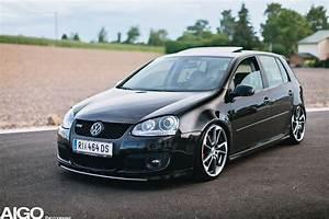 Volkswagen Golf V : vw golf 5 gti black flickr ~ Melissatoandfro.com Idées de Décoration