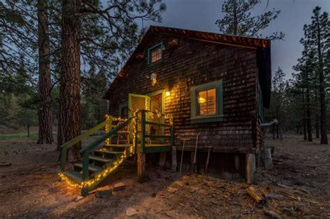 cabins los angeles 9 cozy cabins la you can rent this winter curbed la